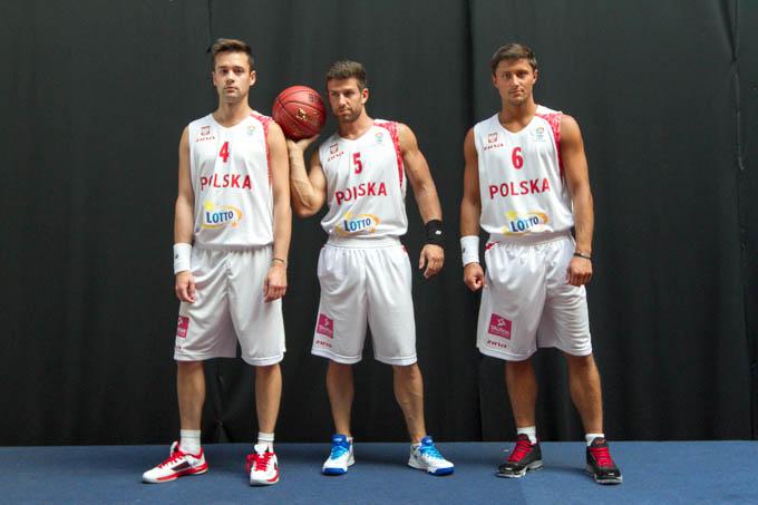 Zina sponsorem technicznym Kadry Narodowej w koszykówce